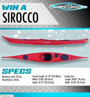 Paddling.com Sweepstakes