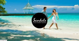 The Sandals and Beaches Giveaway Sweepstakes Sweepstakes