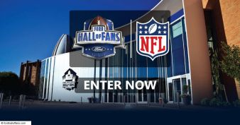 FORD FOOTBALL HALL OF FANS CONTEST  Sweepstakes
