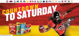 Kellogg's™ Countdown to Saturday Sweepstakes Sweepstakes