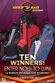 Rock Bottom Golf Sweepstakes