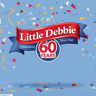 Little Debbie® 60th Anniversary Giveaway Sweepstakes