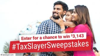 The #TaxSlayerSweepstakes Sweepstakes