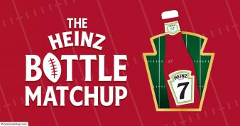 Heinz Bottle Matchup Sweepstakes Sweepstakes