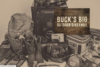 Buck Knives Sweepstakes