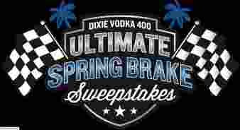 Dixie Vodka Sweepstakes