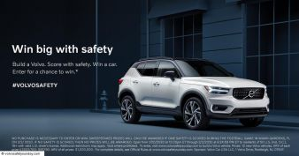 VOLVO Sweepstakes