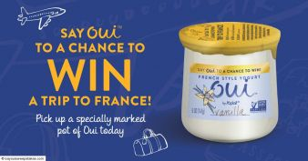 Say Oui To The French Way Sweepstakes & Instant Win Game Sweepstakes