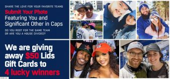 Lids Sweepstakes