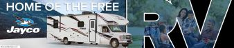 Home of the Free RV Sweepstakes Sweepstakes