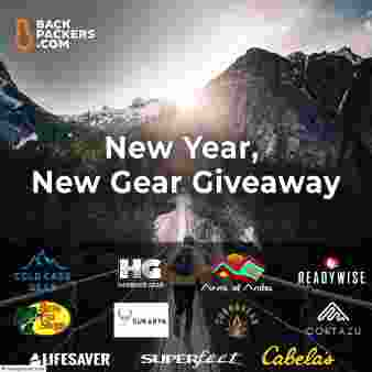 Backpackers Sweepstakes