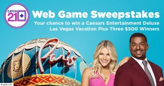 Game Show Network Sweepstakes