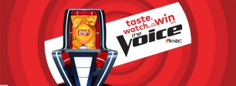 LAY's · Turn Up the Flavor Promotion Sweepstakes