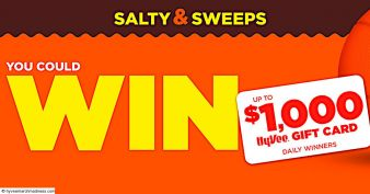 Hy-Vee March Madness Instant Win & Sweepstakes Sweepstakes