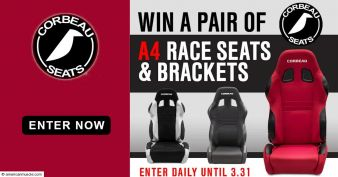 American Muscle Sweepstakes