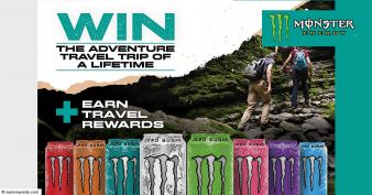 Monster Energy® Ultra Adventure Sweepstakes Sweepstakes