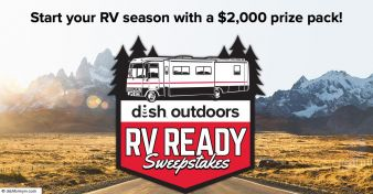 DISH For My RV Sweepstakes
