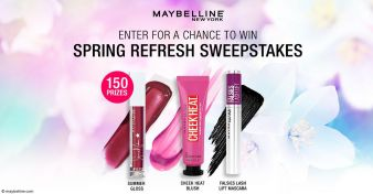 Maybelline Sweepstakes