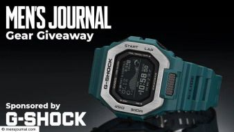 Men's Journal Sweepstakes