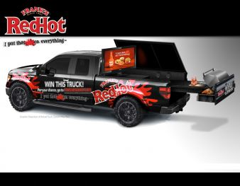 Frank's Red Hot Sweepstakes