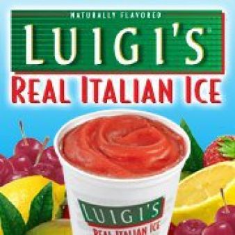 LUIGI'S Real Italian Ice Sweepstakes