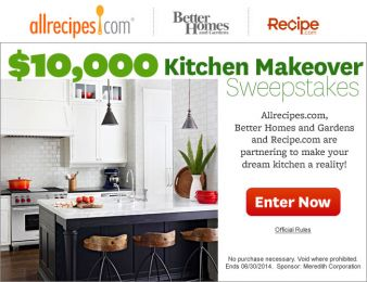 BHG Sweepstakes