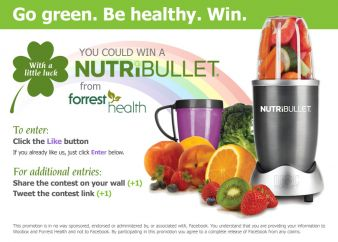 Forrest Health Sweepstakes