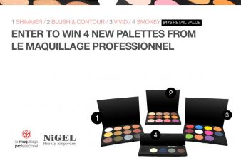 Nigel's Beauty Emporium Sweepstakes