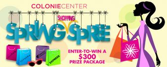 Colonie Center Sweepstakes
