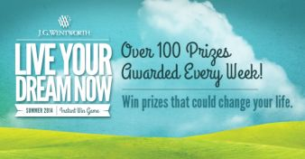 JG Wentworth Sweepstakes