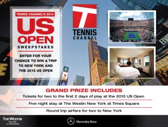 Tennis Channel Sweepstakes