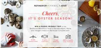 REFINERY29 + FOOD52 + AFAR SWEEPSTAKES Sweepstakes