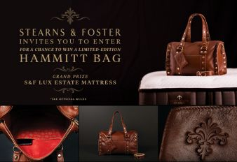 Stearns & Foster Sweepstakes