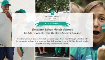 Embassy Suites Hotels Sweepstakes