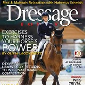Dressage Today Sweepstakes