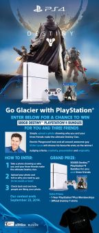 Playstation Canada Sweepstakes