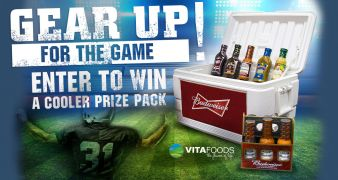 Gear Up for the Game Sweepstakes  Sweepstakes