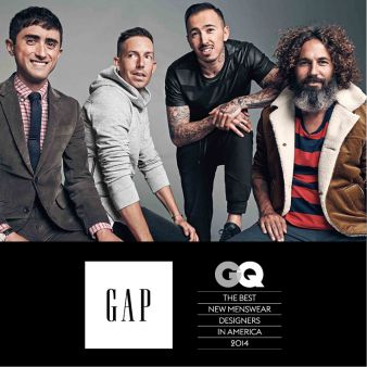 GQ Report Sweepstakes