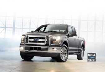 2015 F-150 DRIVE THE FUTURE OF TOUGH SWEEPSTAKES Sweepstakes