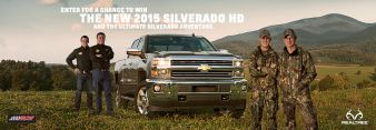 Chevrolet Sweepstakes