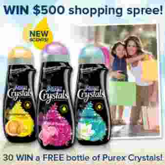 Purex Sweepstakes