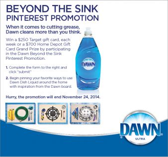 Dawn Sweepstakes