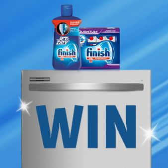 Kenmore® DISHWASHER/FINISH® Sweepstakes Sweepstakes