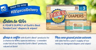 Earth's Best Sweepstakes