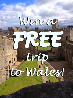 Win A FREE Trip To Wales Sweepstakes