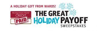 Montgomery Ward's Sweepstakes