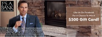 Jos. A. Bank Clothiers Sweepstakes