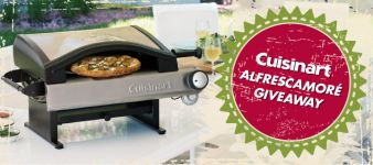 Cuisinart Pizza Sweepstakes