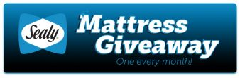 SEALY MATTRESS Sweepstakes