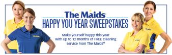 Maids Sweepstakes